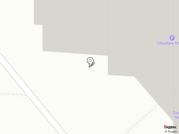 Blesk на карте Омска