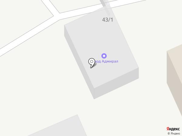 Глюка.НЕТ на карте Омска