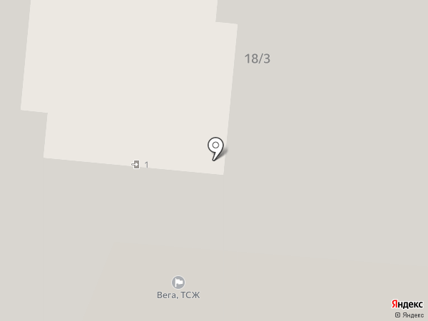 Вега, ТСЖ на карте Омска