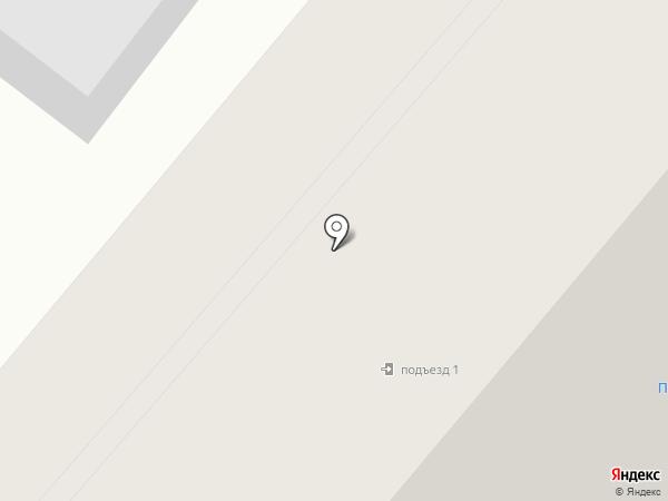 Красное & Белое на карте Белого Яра