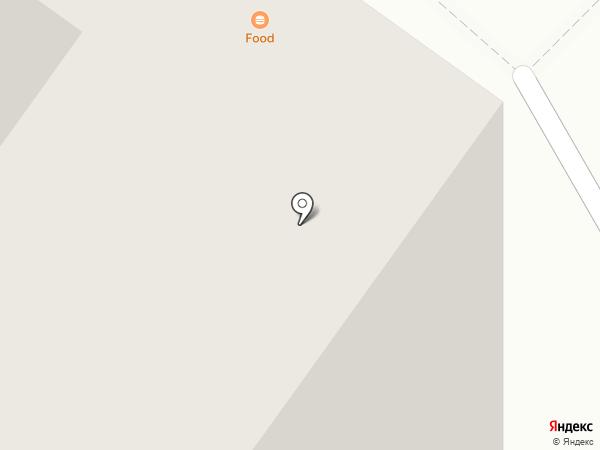 Брусника на карте Белого Яра