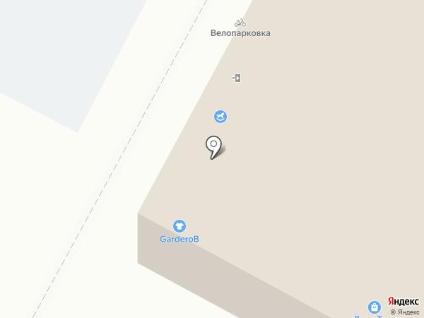ASAT на карте Омска