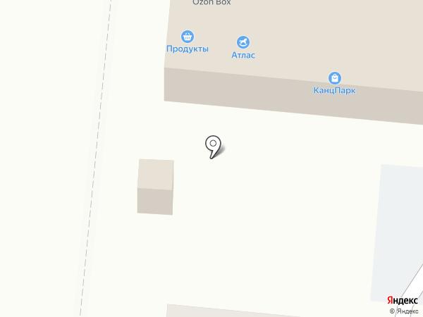 МАСТЕР55 на карте Омска