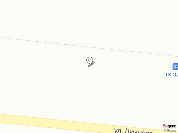 Дом тандыра на карте Омска