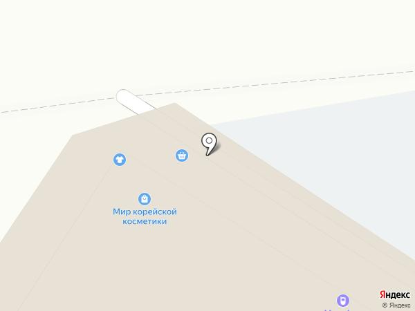 АВТОпомощь на карте Белого Яра