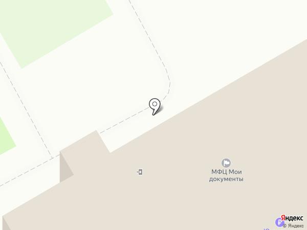 Надеждинское почтовое отделение на карте Надеждино