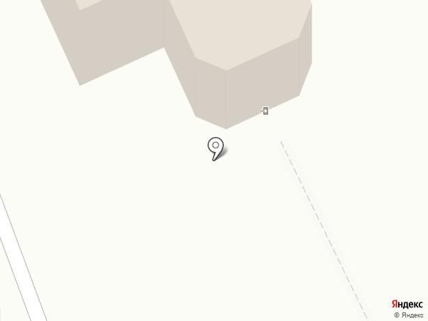 Омское СМУ №2, ЗАО на карте Омска