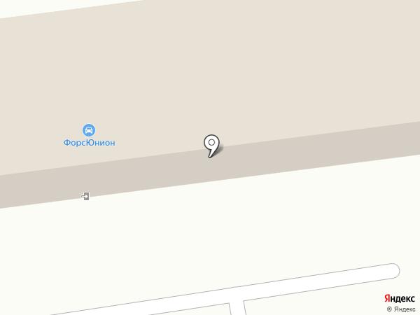 Авто Stop на карте Омска