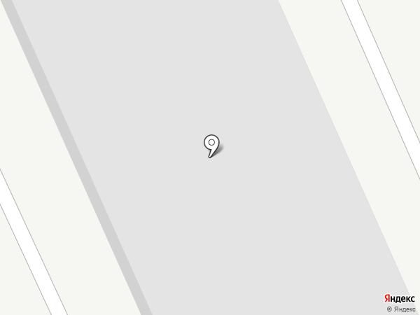 СТО на карте Омска