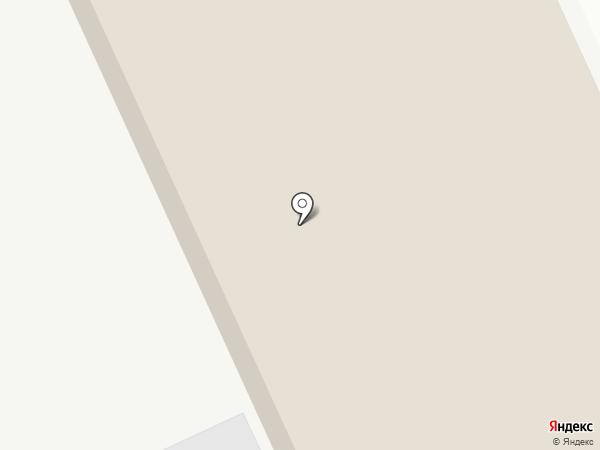 ПолимерГрупп на карте Омска