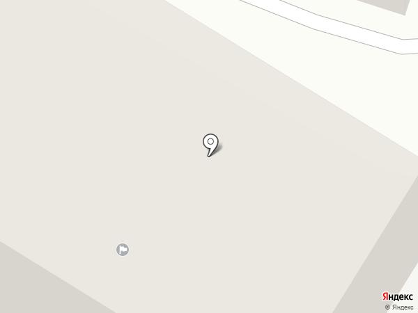 ТО УТВИВ №1, МУП на карте Белого Яра