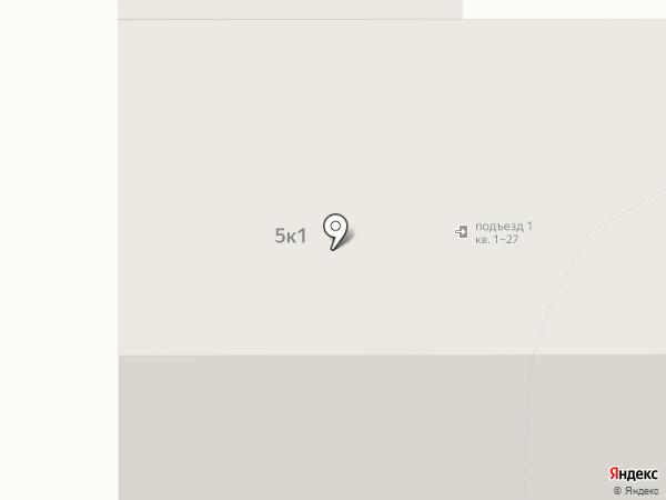 ГрандОкно на карте Омска