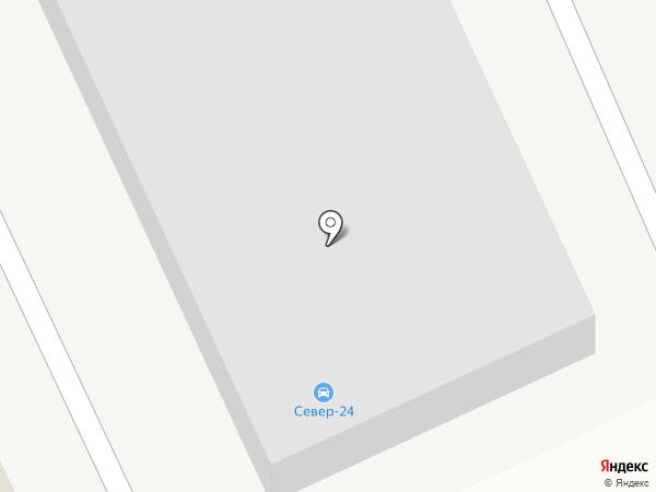 Ваш сервис на карте Омска