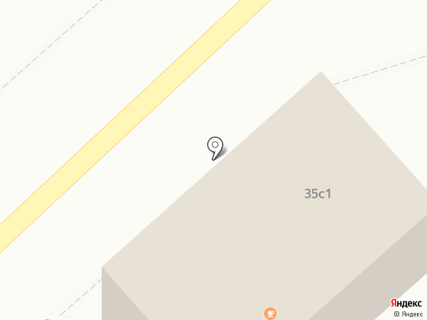 Техснаб на карте Белого Яра