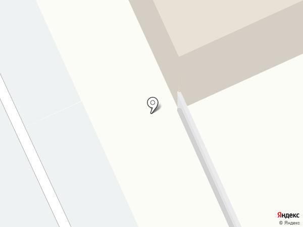 РегионСтрой на карте Омска