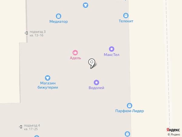 Мыловарочка на карте Омска