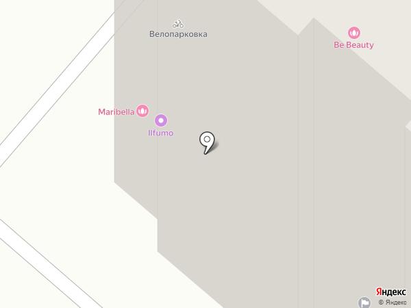 АВТОРИТЕТ-М на карте Омска