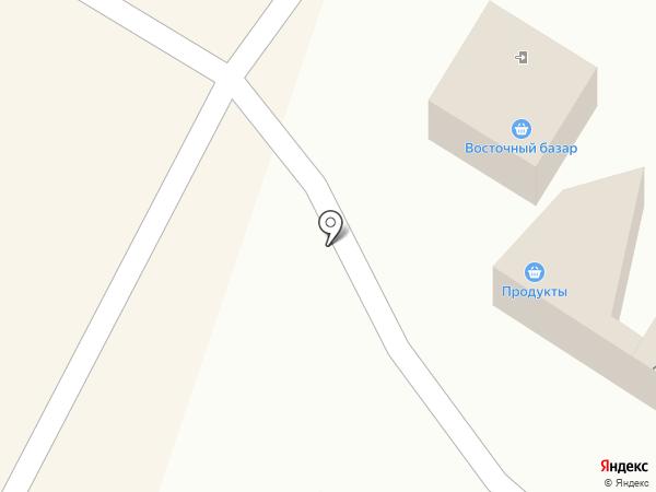 Овощи-Фрукты на карте Омска