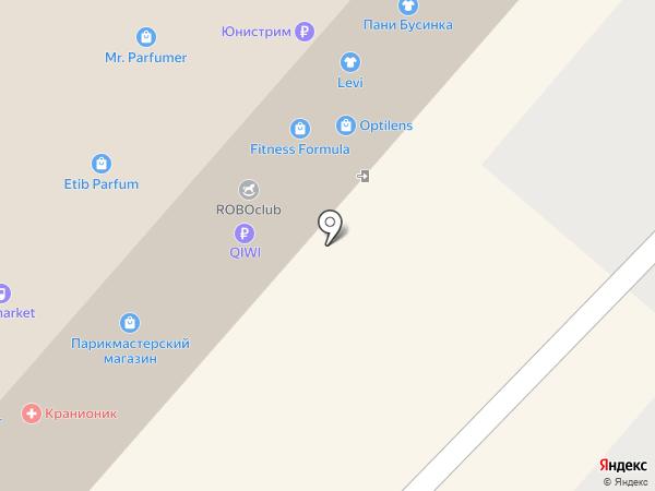 Шкода на карте Омска