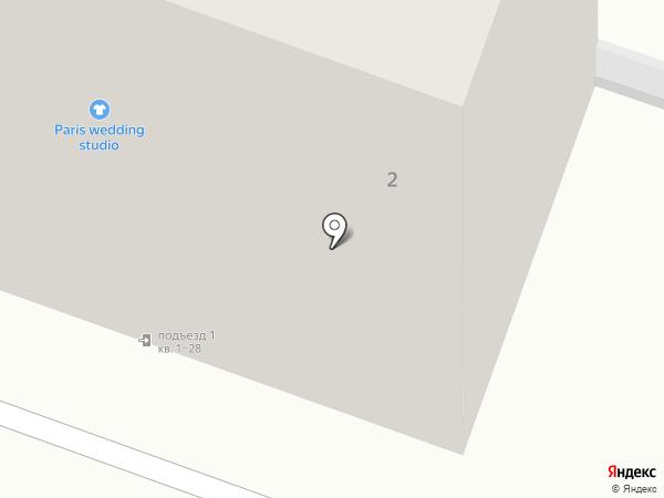 Стройподряд на карте Омска
