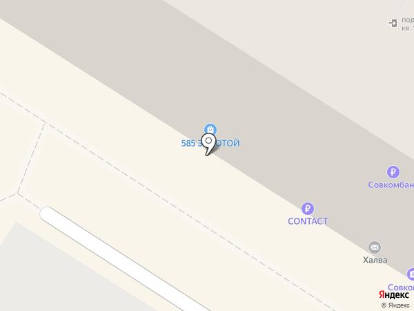 Ювелирная мастерская на карте Омска
