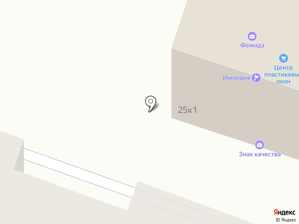 MIAMI Hookah на карте Омска