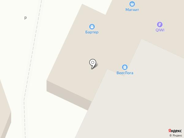 Микс на карте Омска