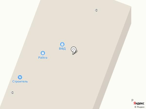 ТеплоДвери на карте Омска
