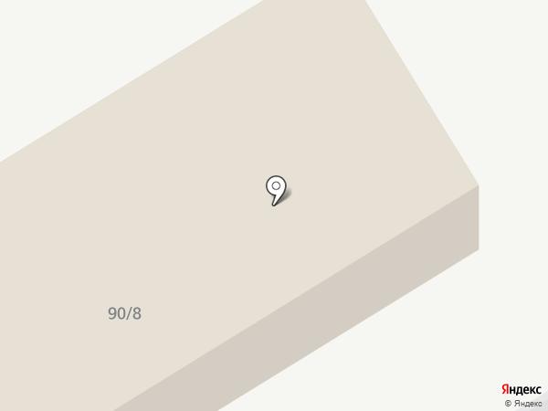 Памарин на карте Омска