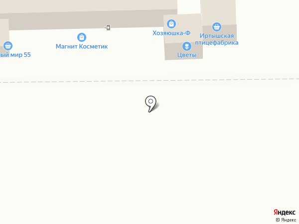 Комильфо на карте Омска