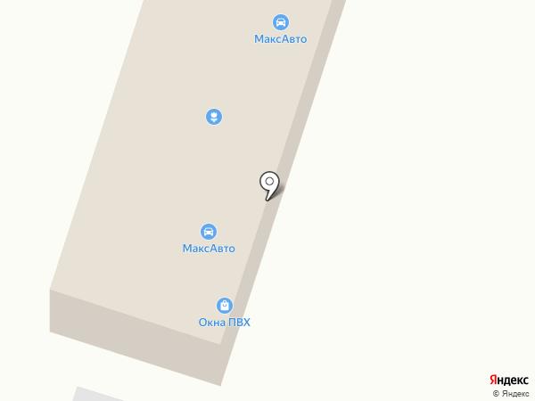 Шиномонтажная мастерская на карте Троицкого