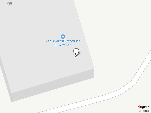 Базоян А.Э. на карте Омска