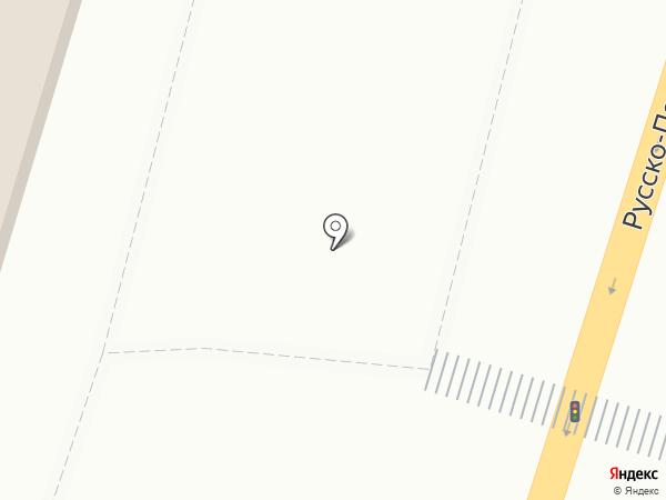 Киоск фастфудной продукции на карте Троицкого