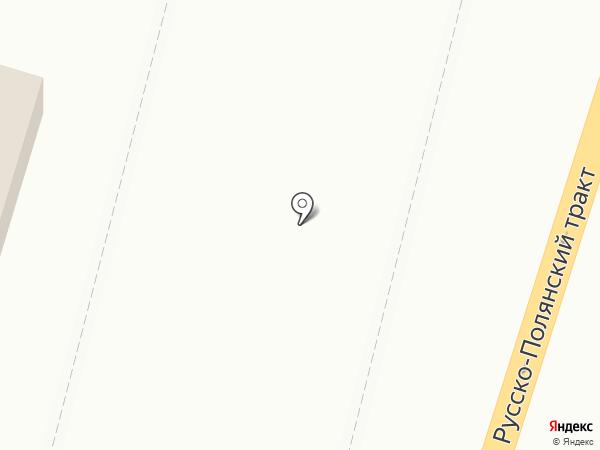 У дяди Саши на карте Троицкого
