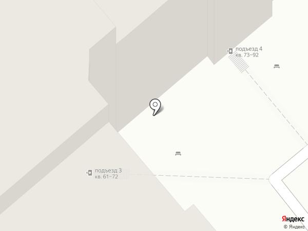 Ясная поляна на карте Троицкого