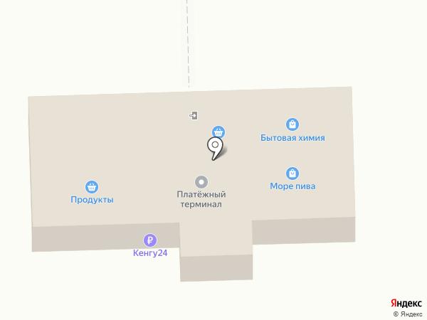 Транзит-Сервис на карте Троицкого