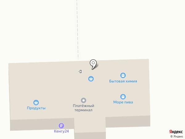 Qiwi на карте Троицкого