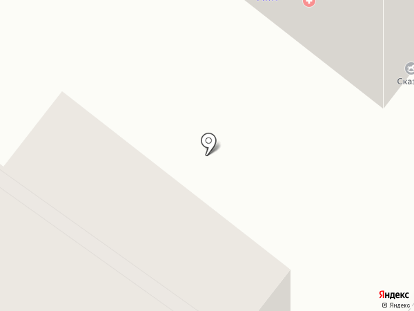 Гранд на карте Омска