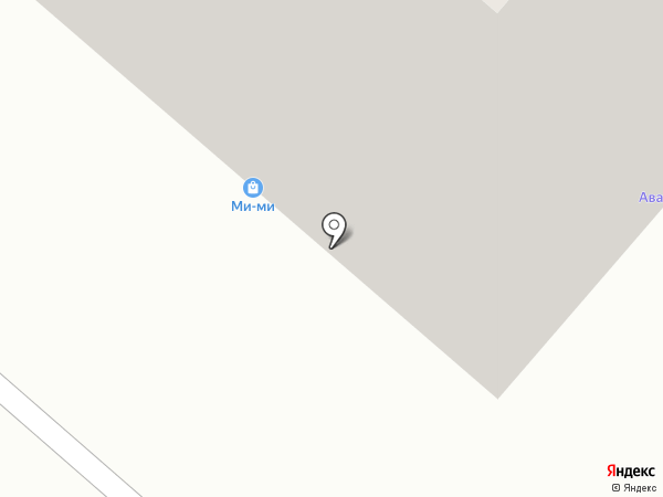 OLIMPIA на карте Омска