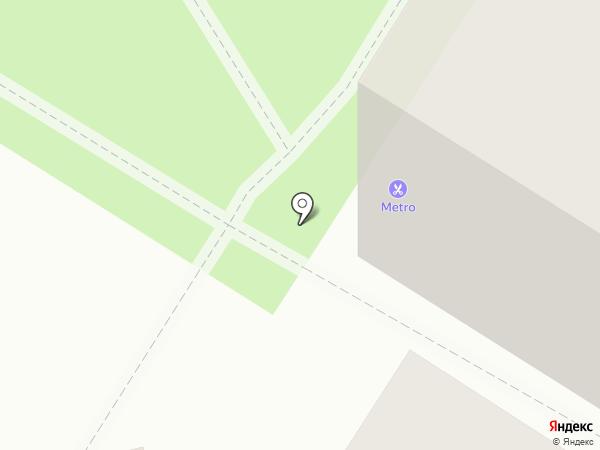 Эпатаж Relax & Spa на карте Омска