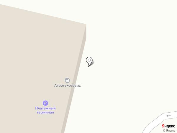 Агротехсервис на карте Троицкого