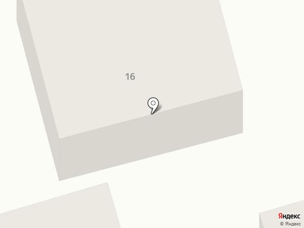 Шиномонтажная мастерская на карте Сургута