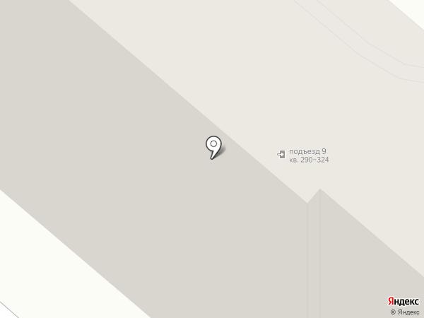 Арт-Витраж на карте Омска