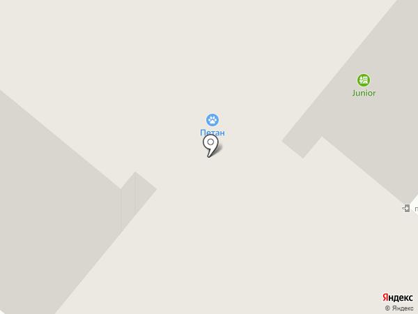 Домовой комитет на карте Омска