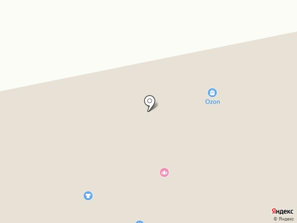 Добрыня на карте Новоомского