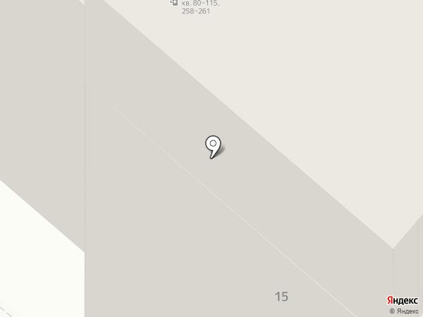 Подвал на карте Омска