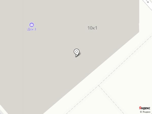 Домостроительная компания-7 на карте Омска