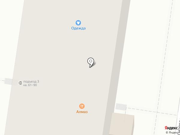 Магазин игрушек на карте Троицкого