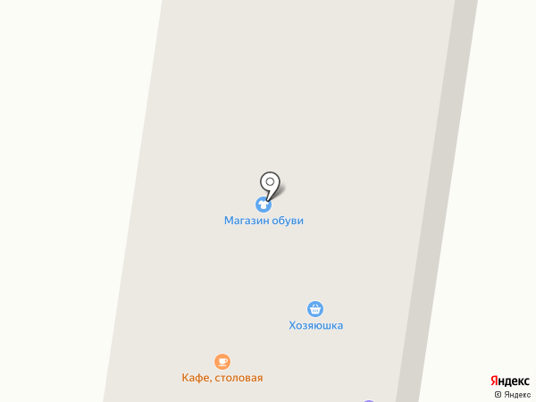Матильда на карте Троицкого