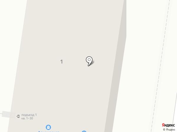Миледи на карте Троицкого